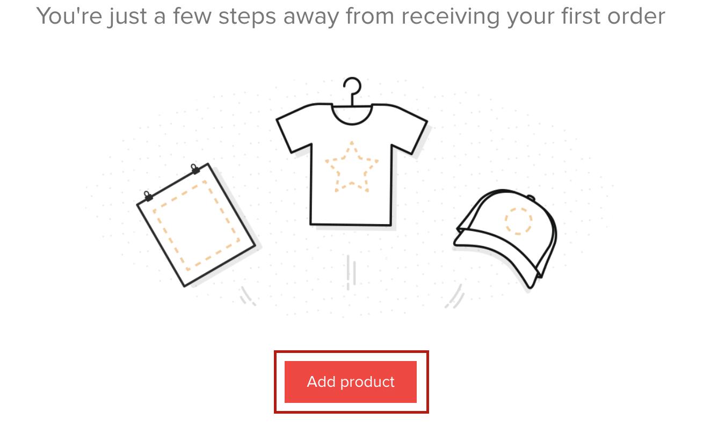 add product Printful