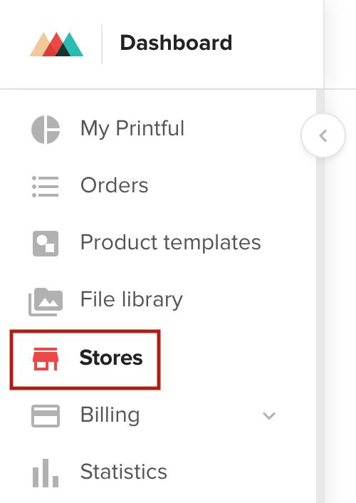 Printful Stores